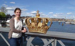 Sweden is a popular destination for Au-Pairs